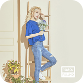 Mamamoo Solar Wallpapers KPOP Fans HD icon