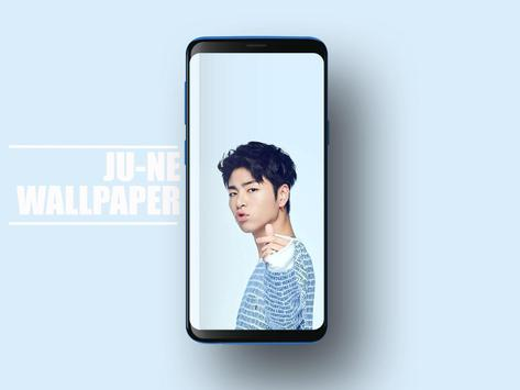 iKon JuNe Wallpapers KPOP Fans HD screenshot 1