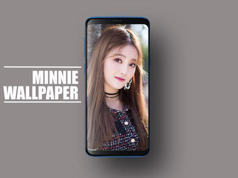 (G)I-dle Minnie Wallpapers KPOP Fans HD screenshot 3