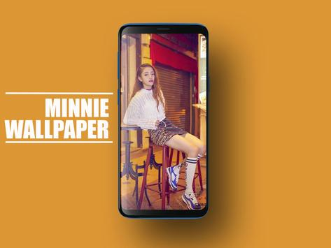 (G)I-dle Minnie Wallpapers KPOP Fans HD poster