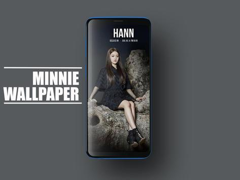 (G)I-dle Minnie Wallpapers KPOP Fans HD screenshot 1