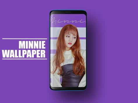 (G)I-dle Minnie Wallpapers KPOP Fans HD screenshot 7