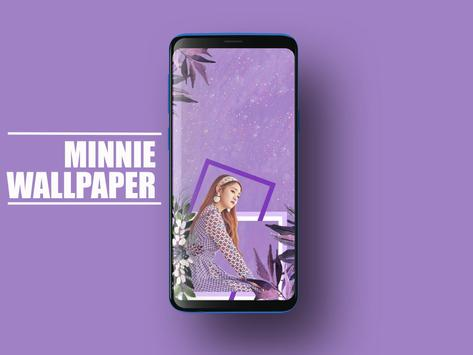 (G)I-dle Minnie Wallpapers KPOP Fans HD screenshot 5