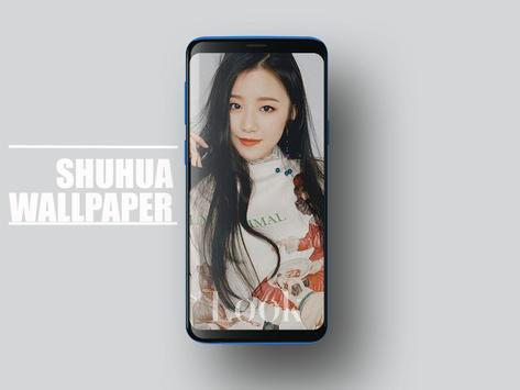 (G)I-dle Shuhua Wallpapers KPOP Fans HD screenshot 7