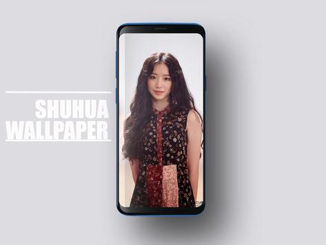 (G)I-dle Shuhua Wallpapers KPOP Fans HD screenshot 6