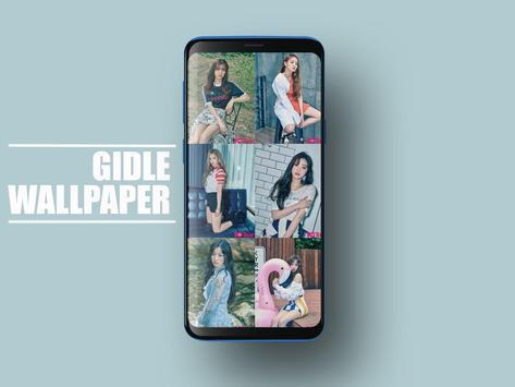 (G)I-dle Wallpapers KPOP Fans HD screenshot 3