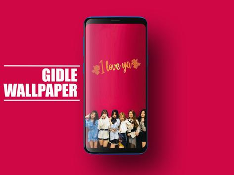(G)I-dle Wallpapers KPOP Fans HD poster
