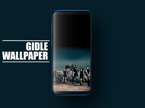 (G)I-dle Wallpapers KPOP Fans HD screenshot 1