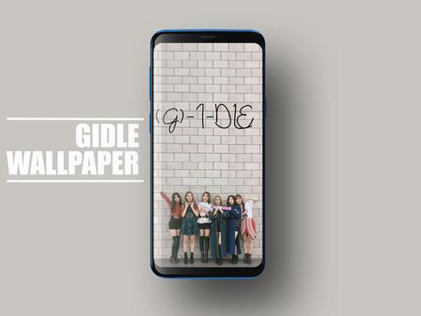 (G)I-dle Wallpapers KPOP Fans HD screenshot 2