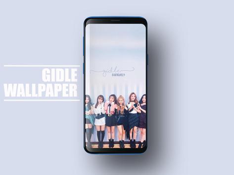 (G)I-dle Wallpapers KPOP Fans HD screenshot 5