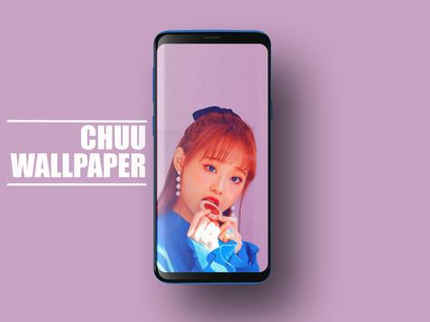 Loona Chuu Wallpapers KPOP Fans HD screenshot 2