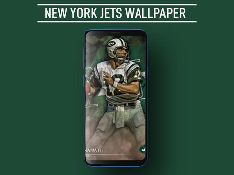 New York Jets Wallpapers Fans HD screenshot 3