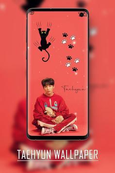 TXT Taehyun Wallpapers KPOP Fans HD poster