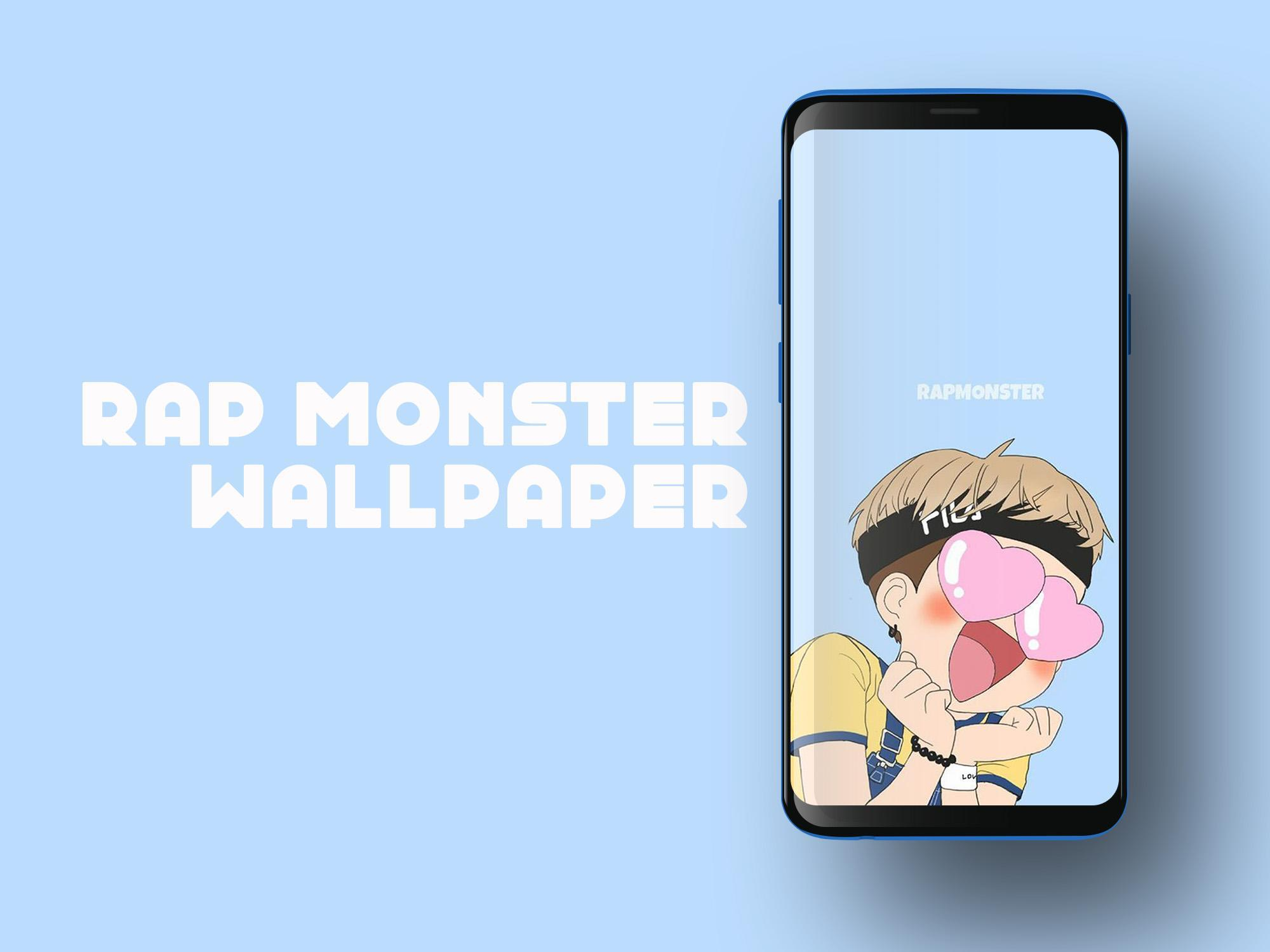 BTS Rap Monster Wallpapers KPOP Fans HD New for Android