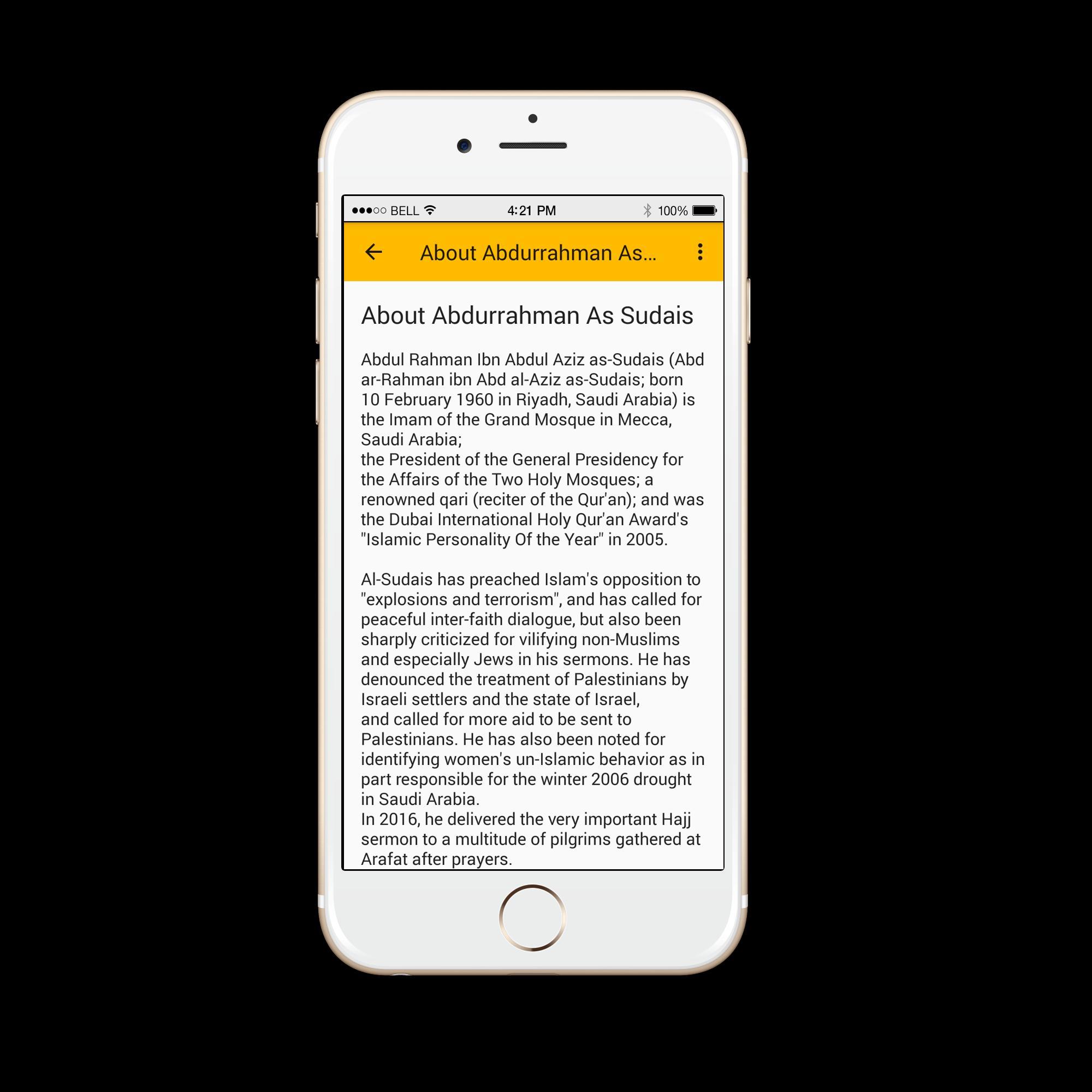 Al Sudais Full Quran Online for Android - APK Download