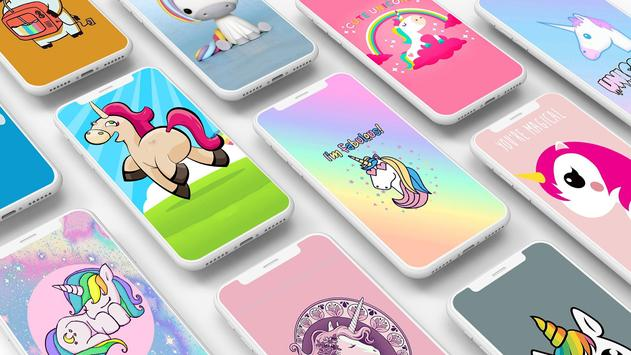 Unicorn Wallpapers HD poster