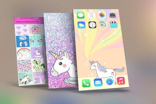 Unicorn Wallpapers HD screenshot 2