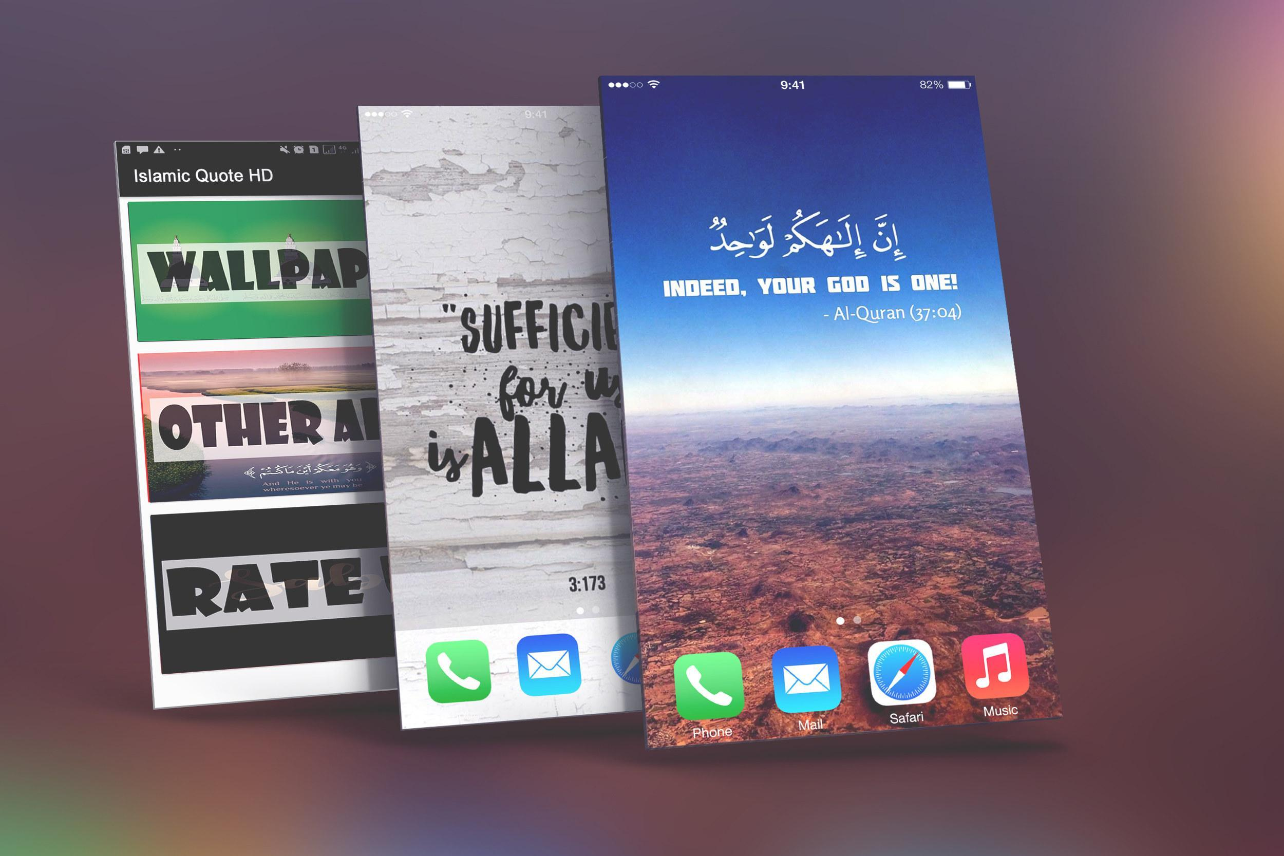 Islamic Quote Wallpapers For Android Apk Download