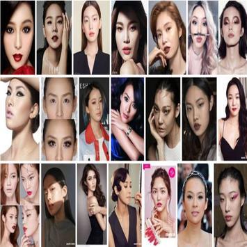 Amazing Asian Makeups screenshot 2