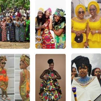 Conakry Fashion dresses screenshot 1
