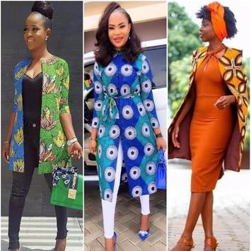 2019 Ankara Jackets screenshot 5
