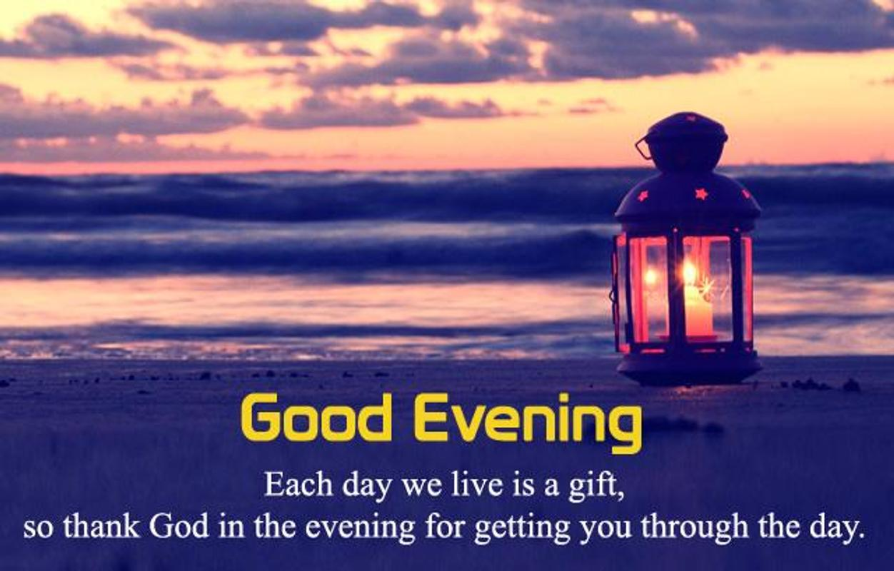Good Evening Images Quotes For Android Apk Download