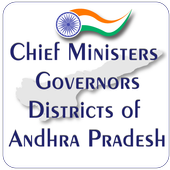 Andhra Pradesh Chief Ministers Governors Districts icon