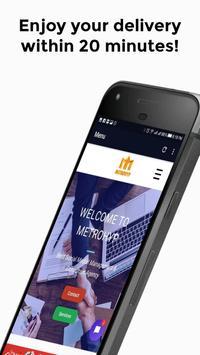 Metrohyp screenshot 4