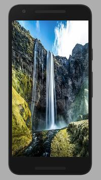 Waterfall Wallpaper DH screenshot 8