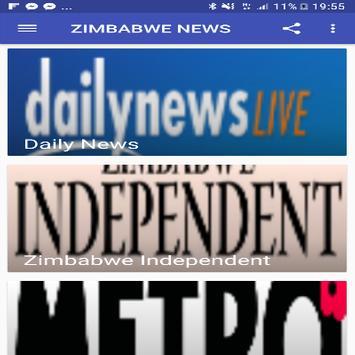 ZIMBABWE NEWS screenshot 1