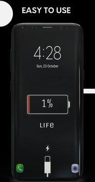 Black Wallpaper HD screenshot 3