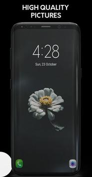 Black Wallpaper HD screenshot 7