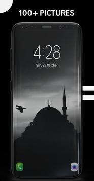 Black Wallpaper HD screenshot 5