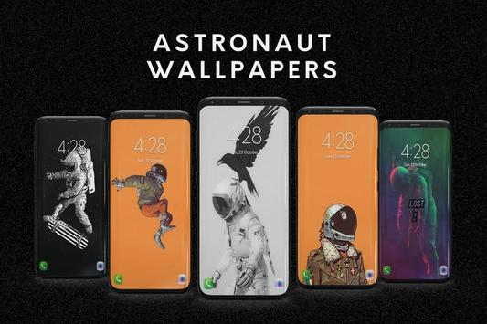 Astronaut Wallpapers HD poster