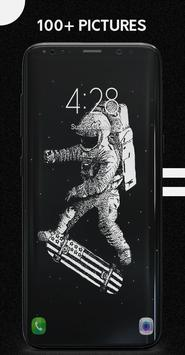 Astronaut Wallpapers HD screenshot 5