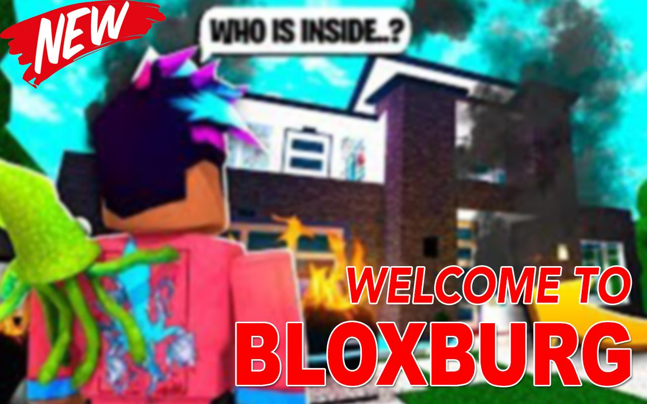 Welcome to BloxBurg Roblox Tips & Strategy poster