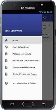 Daftar Gocar Online screenshot 3