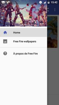 Free Fire wallpapers screenshot 1
