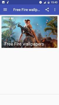 Free Fire wallpapers screenshot 2
