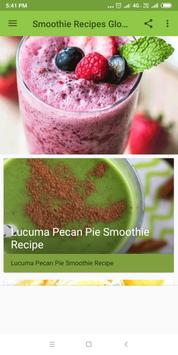 Smoothie Recipes For Glowing Skin - How To Detox screenshot 1