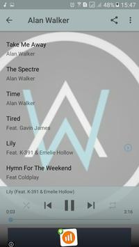 Alan Walker Full Offline screenshot 14