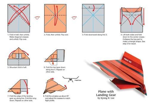 Paper Airplane Tutorial screenshot 6