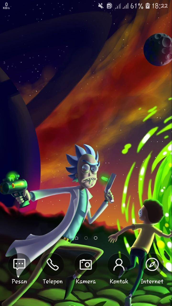 Best Rick And Morty Wallpaper Hd 4k For Android Apk Download