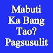 Ikaw ba ay Mabuting Tao? Pagsusulit icon