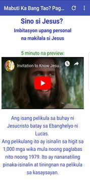Ikaw ba ay Mabuting Tao? Pagsusulit screenshot 1