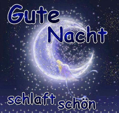 Nacht gute Gute Nacht