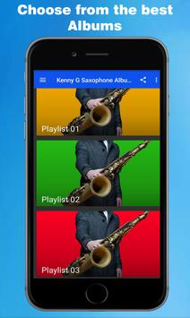 KENNY G Instrumental Music poster