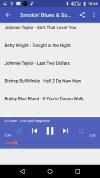 Smokin Blues & Southern Soul (Without Internet) screenshot 1