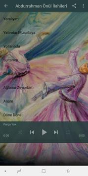 Most Beautiful Abdurrahman Önül İlahiler 2019 screenshot 3