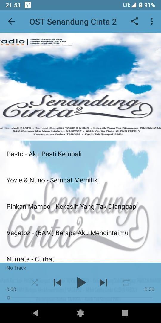 Ost Senandung Cinta 2 For Android Apk Download